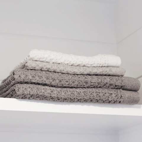 Kontex Towels - Lattice Towels - Lekker Home