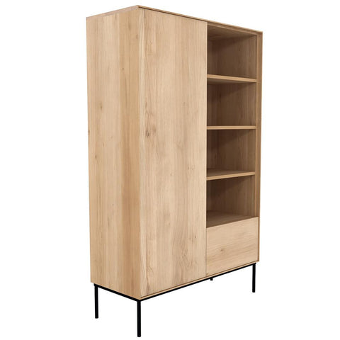 Ethnicraft NV - Whitebird Storage Cupboard - Lekker Home
