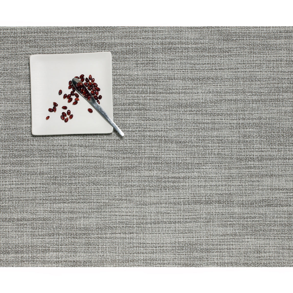 Chilewich - Boucle Placemat - Salt / Rectangle - Lekker Home