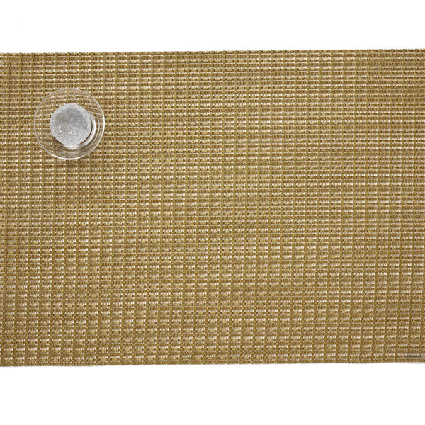 Chilewich - Trellis Placemat - Gold / Rectangle - Lekker Home