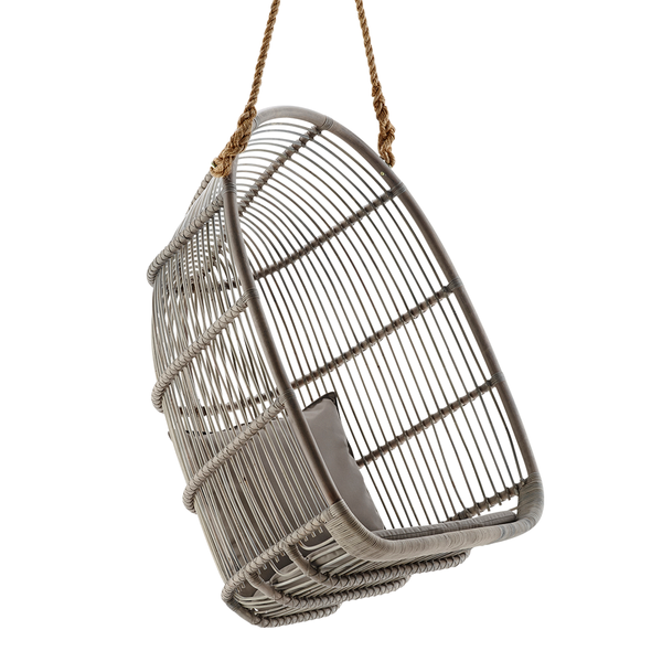 Sika Design - Renoir Swing Chair - Taupe / One Size - Lekker Home
