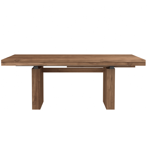 Ethnicraft NV - Double Expandable Dining Table - Lekker Home
