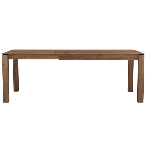 Ethnicraft NV - Slice Expandable Dining Table - Lekker Home