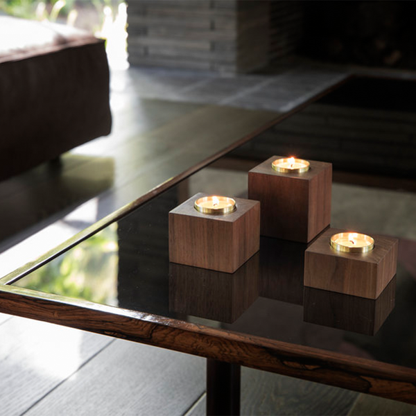 Marmol Radziner - Tealight Candle Set - Lekker Home