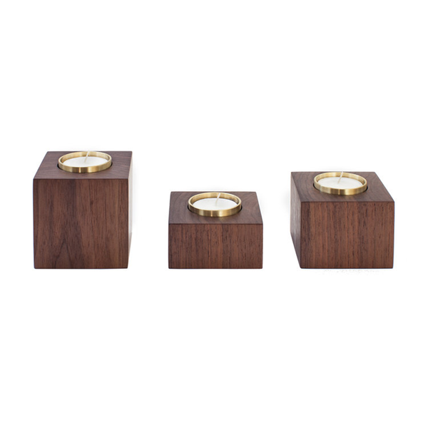 Marmol Radziner - Tealight Candle Set - - Lekker Home