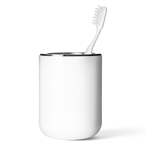 Menu A/S - Toothbrush Holder - White / Standard - Lekker Home