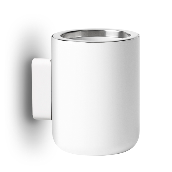 Menu A/S - Toothbrush Holder - White / Wall - Lekker Home