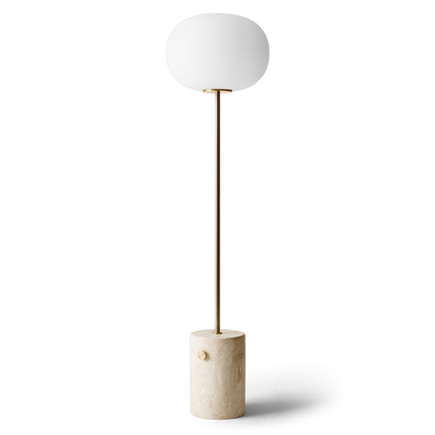 Menu A/S - JWDA Floor Lamp - Travertine / One Size - Lekker Home