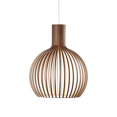 Secto Design - Octo Small 4241 Pendant - White Laminated / One Size - Lekker Home