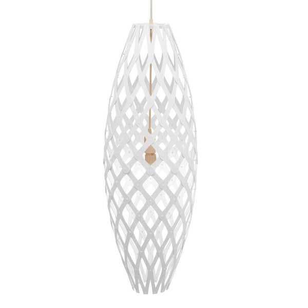 David Trubridge - Hinaki Pendant - White / White / 900 - Lekker Home