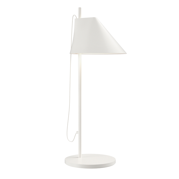 Louis Poulsen - Yuh Table Lamp - White / One Size - Lekker Home