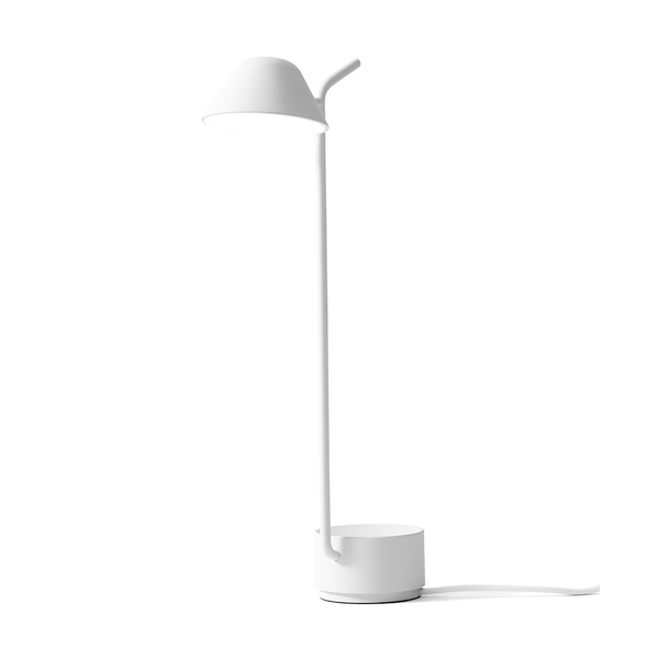 Menu A/S - Peek Table Lamp - White / One Size - Lekker Home
