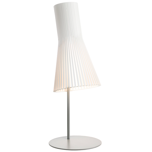 Secto Design - Secto 4220 Table Lamp - White Laminated / One Size - Lekker Home