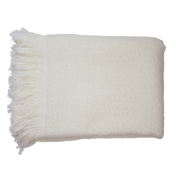 Uniquity - Winters Throw - White / Throw - Lekker Home