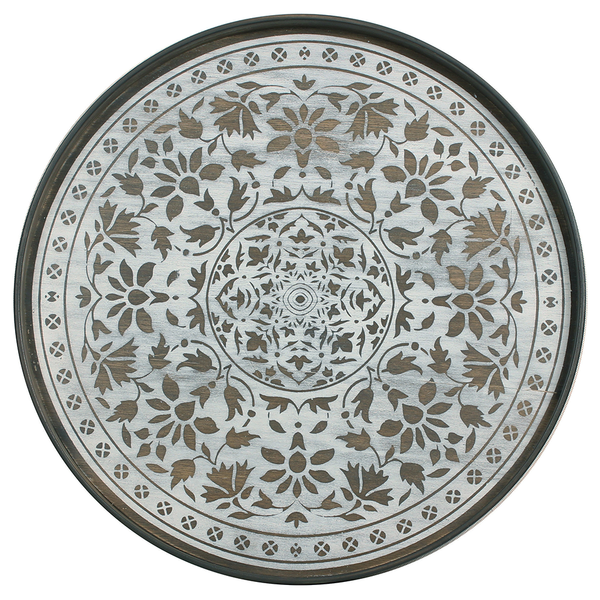 Ethnicraft NV - Marrakesh Round Tray - Lekker Home