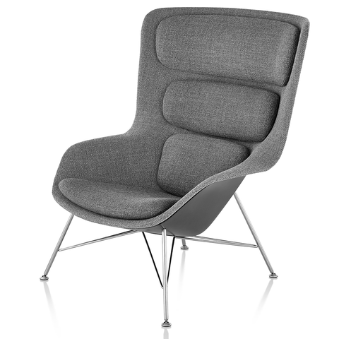 Striad™ High-Back Lounge Chair