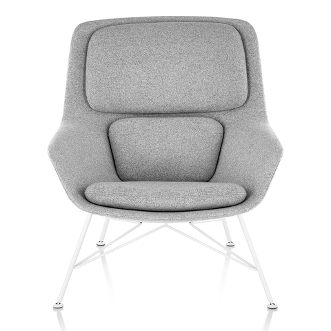 Herman Miller - Striad™ Mid-Back Lounge Chair - Lekker Home