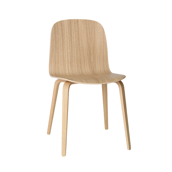 Muuto - Visu Chair - Oak / Wood - Lekker Home