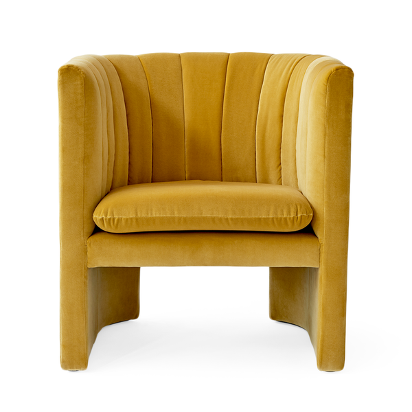 &Tradition - SC23 Loafer Lounge Chair - Dandelion / One Size - Lekker Home