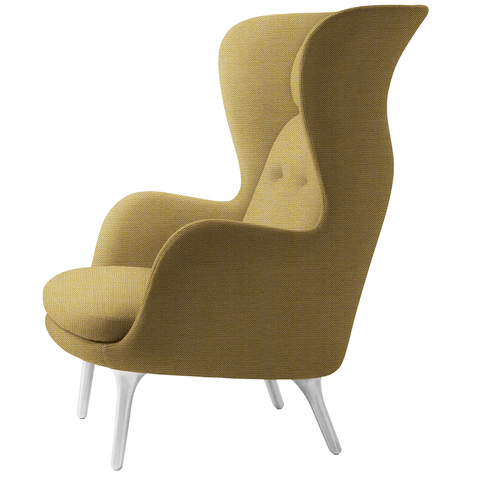 Fritz Hansen - Ro™ Lounge Chair - Lekker Home