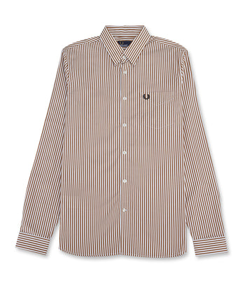 Fred Perry Stripe Twill Shirt