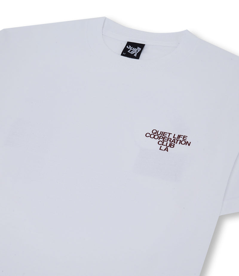 The Quiet Life Cooperation Club Tee