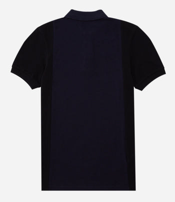 Fred Perry Blocked Panel Pique Shirt