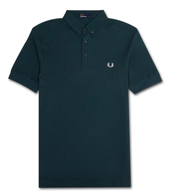 Fred Perry Oxford Trim Pique Shirt