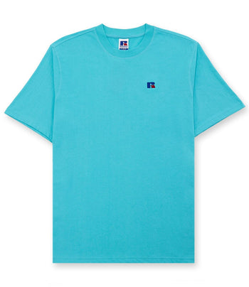 Russell Athletic Baseliner Tee Turquoise