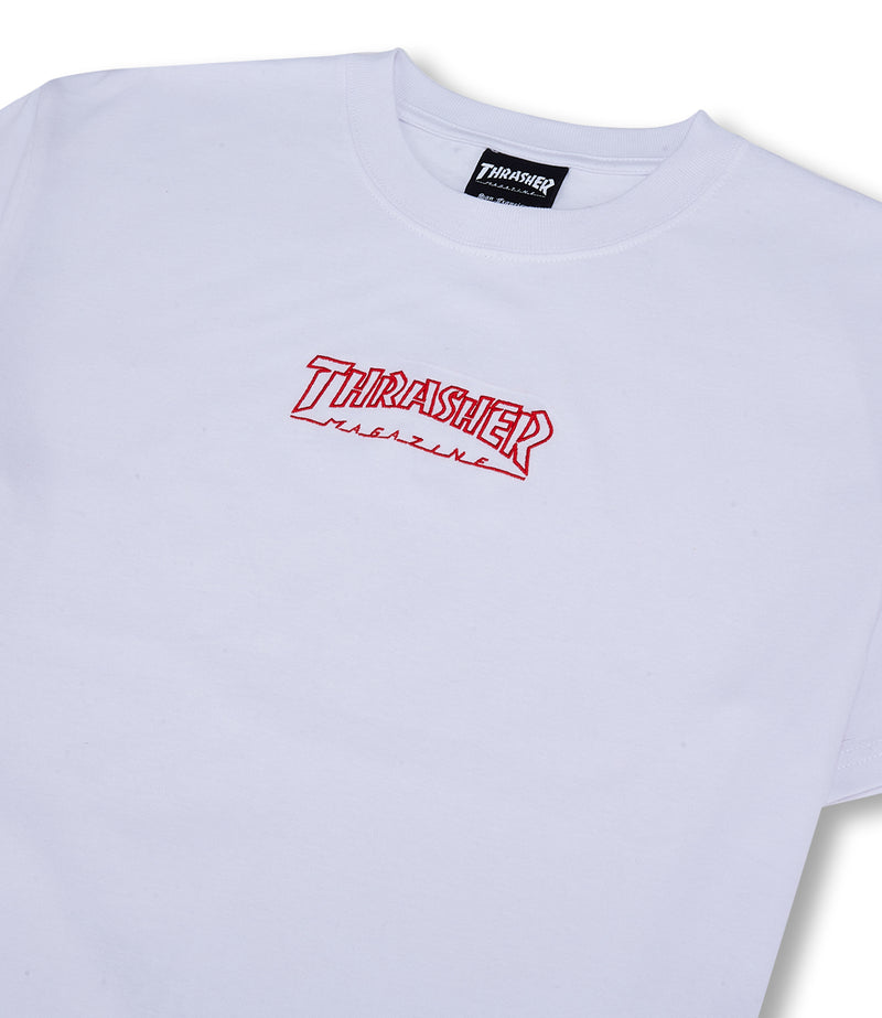 Thrasher Hometown EMB S/S