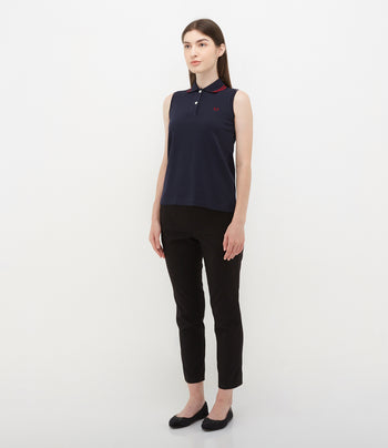 Fred Perry Sleeveless Pique Shirt