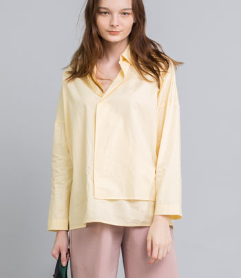 Wonder Shirt - Light Yellow