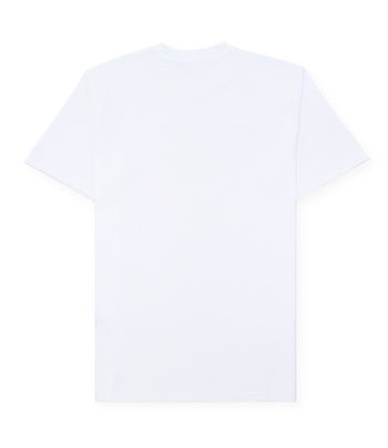 Carhartt S/S Outdoor C T-Shirt White/Pop Orange