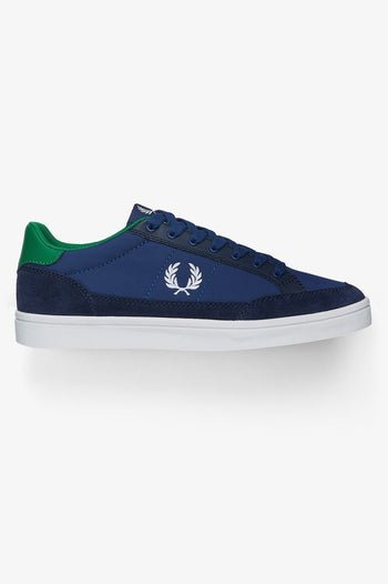 Fred Perry Deuce Poly / Suede / Leather