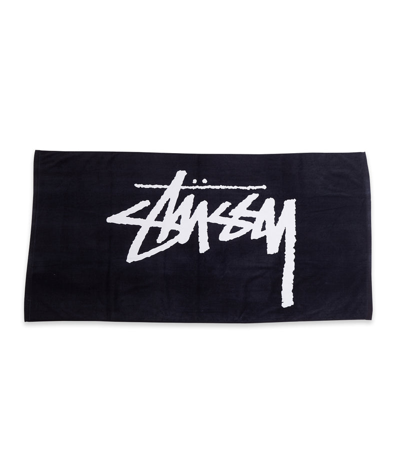 Stussy Stock Plush Towel