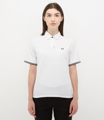 Fred Perry Contrast Stitch Pique Shirt