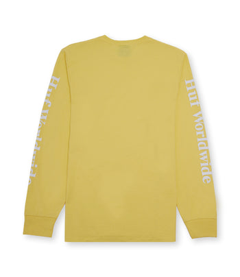 Huf Essentials Domestic L/S Tee