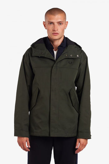 Fred Perry Short Bonded Parka