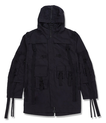 Stampd Flex Strapped Trench
