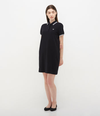 Fred Perry Twin Tipped Fred Perry Shirt Dress