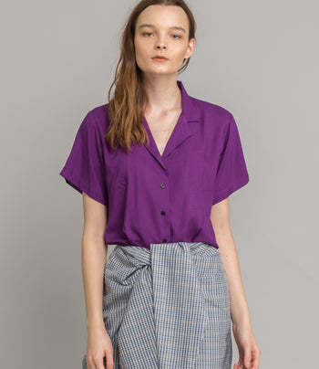 Light Shirt - Purple