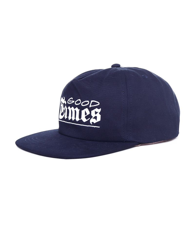 The Quiet Life Good Times Relaxed Hat