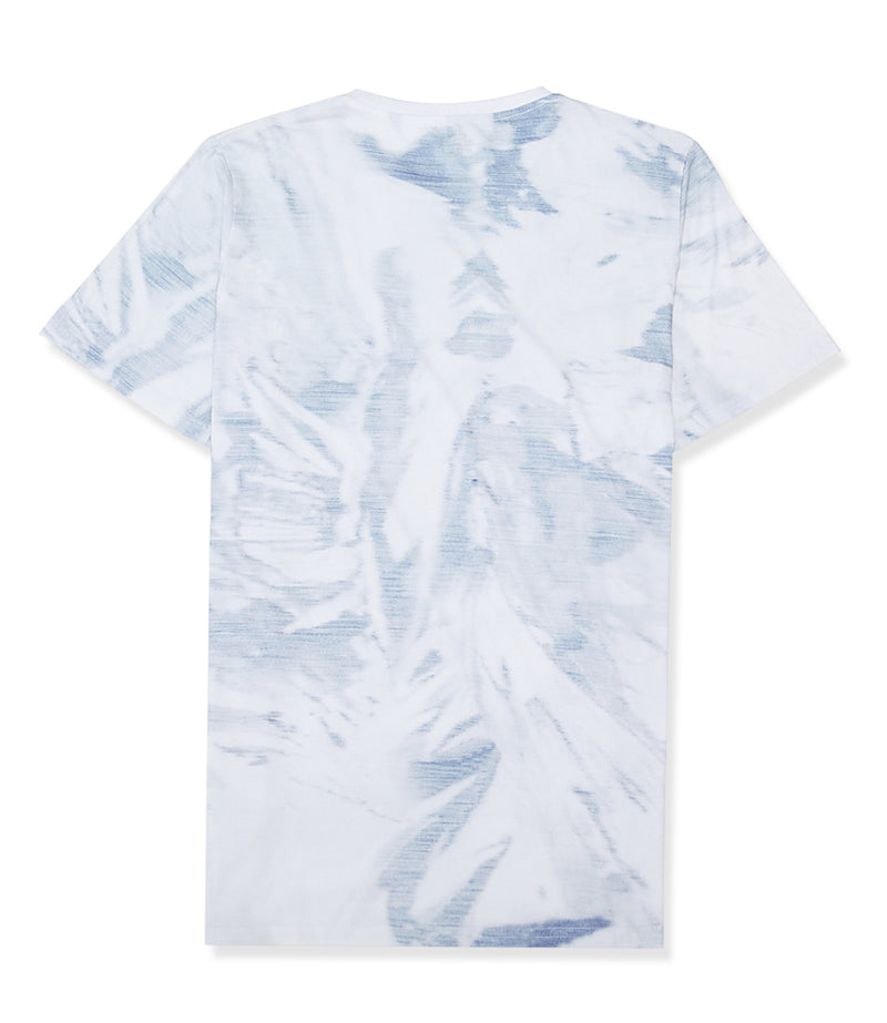 Stampd White Wash Printed Tee