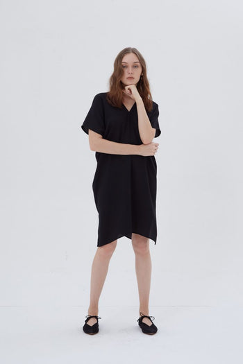 Shop At Velvet Section Dress Black