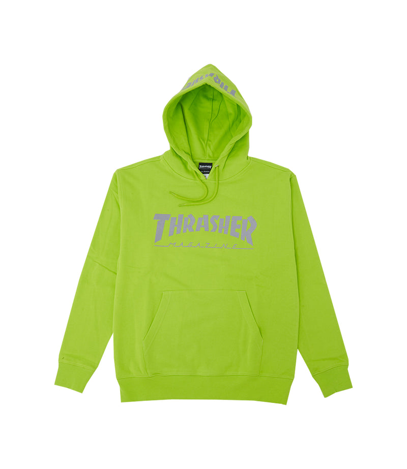 Thrasher Hometown Reflective Hooded Sweatshirt