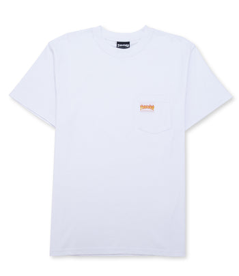 Thrasher Micro Flame S/S Pocket Tee