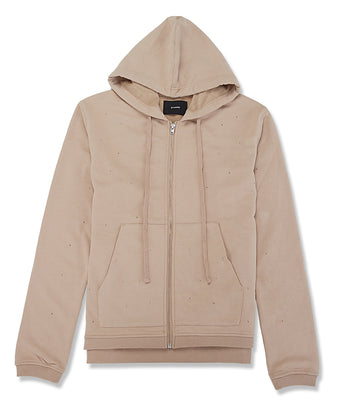 Stampd Voir Dire Zip Up