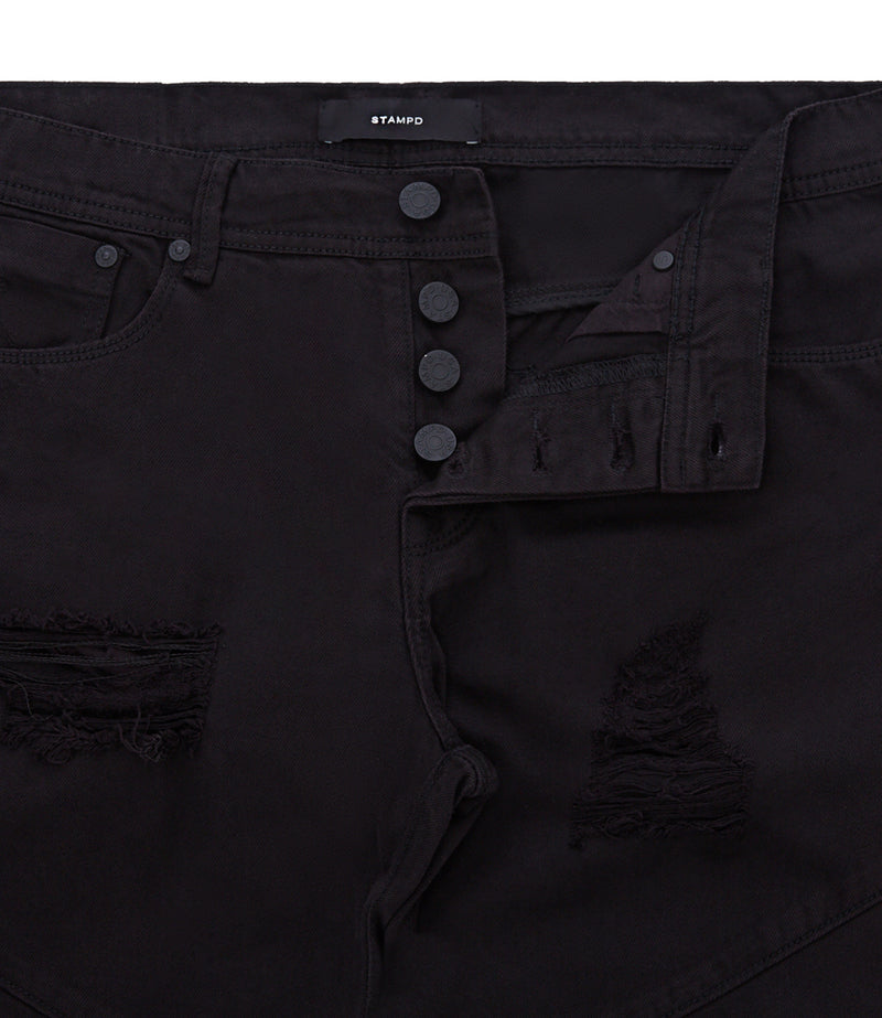 Stampd Distressed Essential Denim