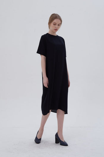 Shop At Velvet Routine Dress Black