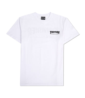 Thrasher Hometown Front & Back S/S T-Shirt